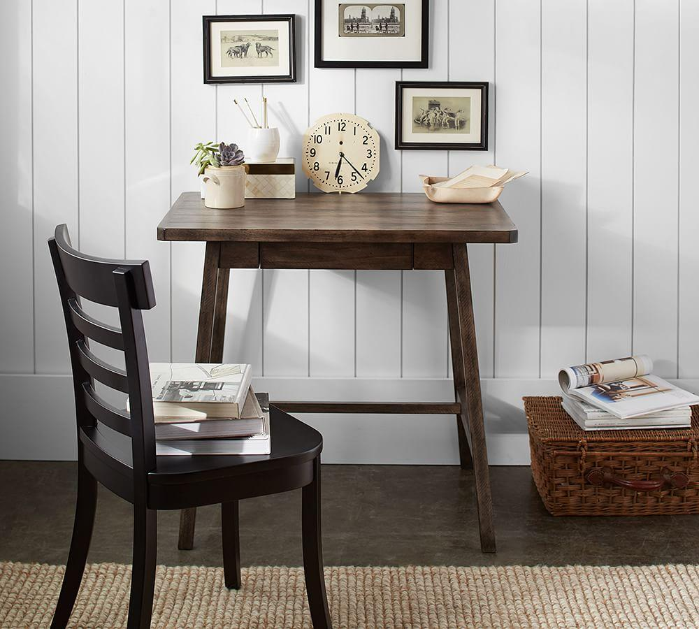 Mateo Rustic Desk Pottery Barn Au