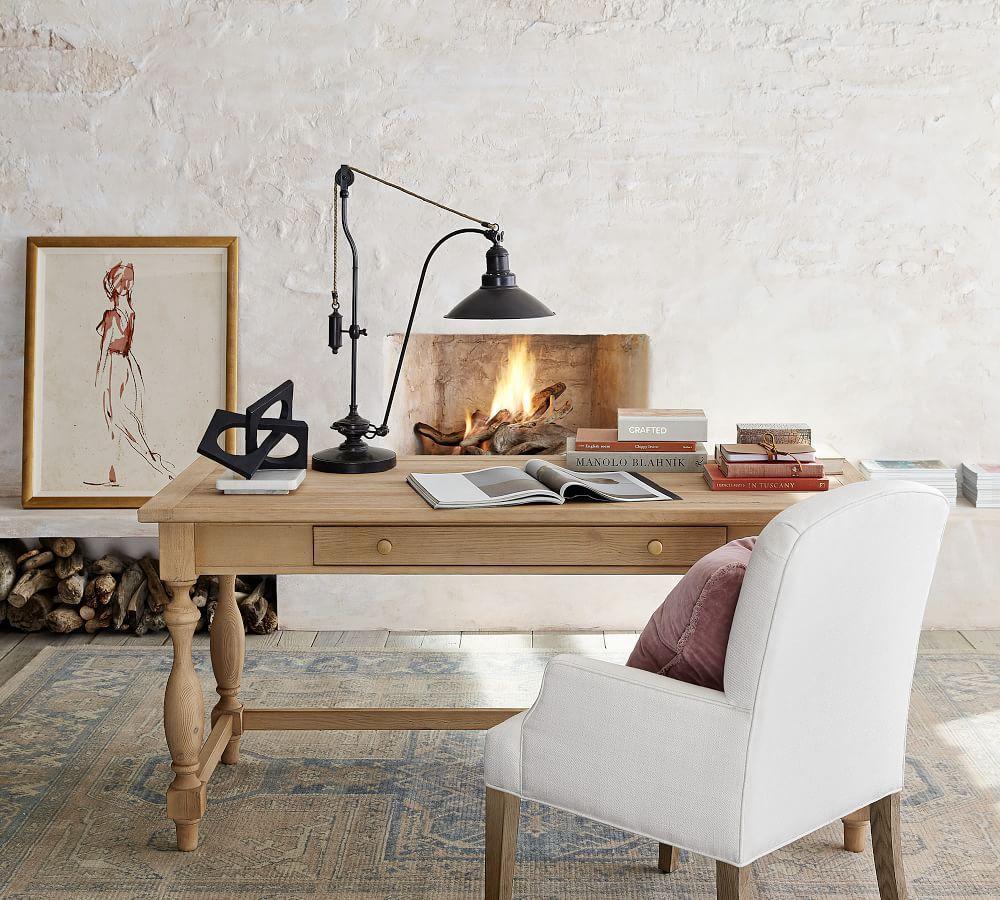 Parkmore Reclaimed Wood Desk