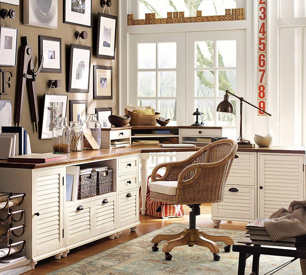 Whitney Corner Desk Set