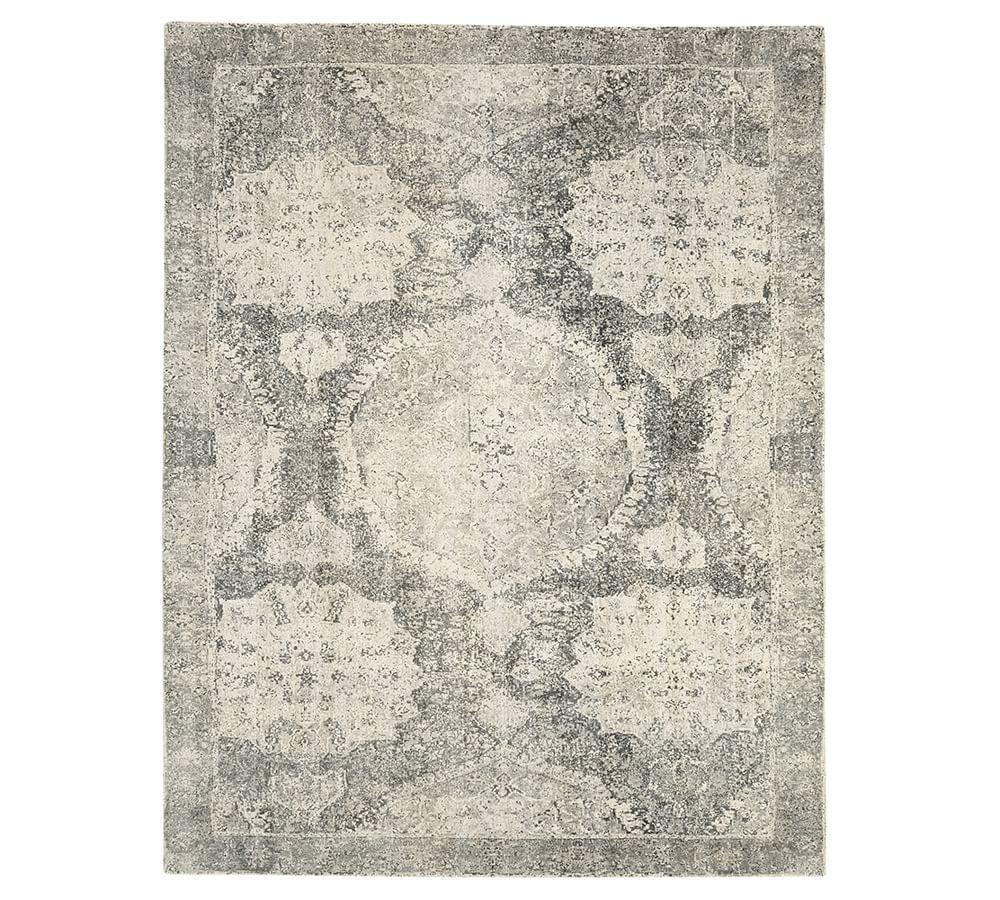 Barret Printed Wool Rug