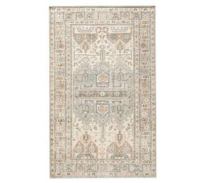 Nicolette Hand-Knotted Rug - Cool Multi