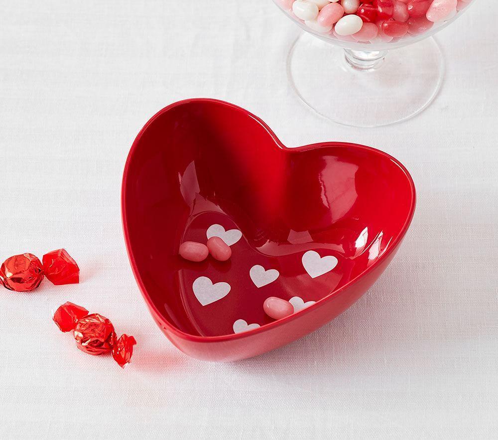 Heart Shaped Dip Bowl Pottery Barn Au