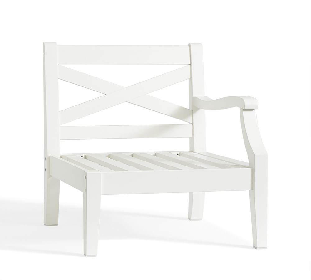 Build Your Own - Hampstead Painted Sectional Components - White