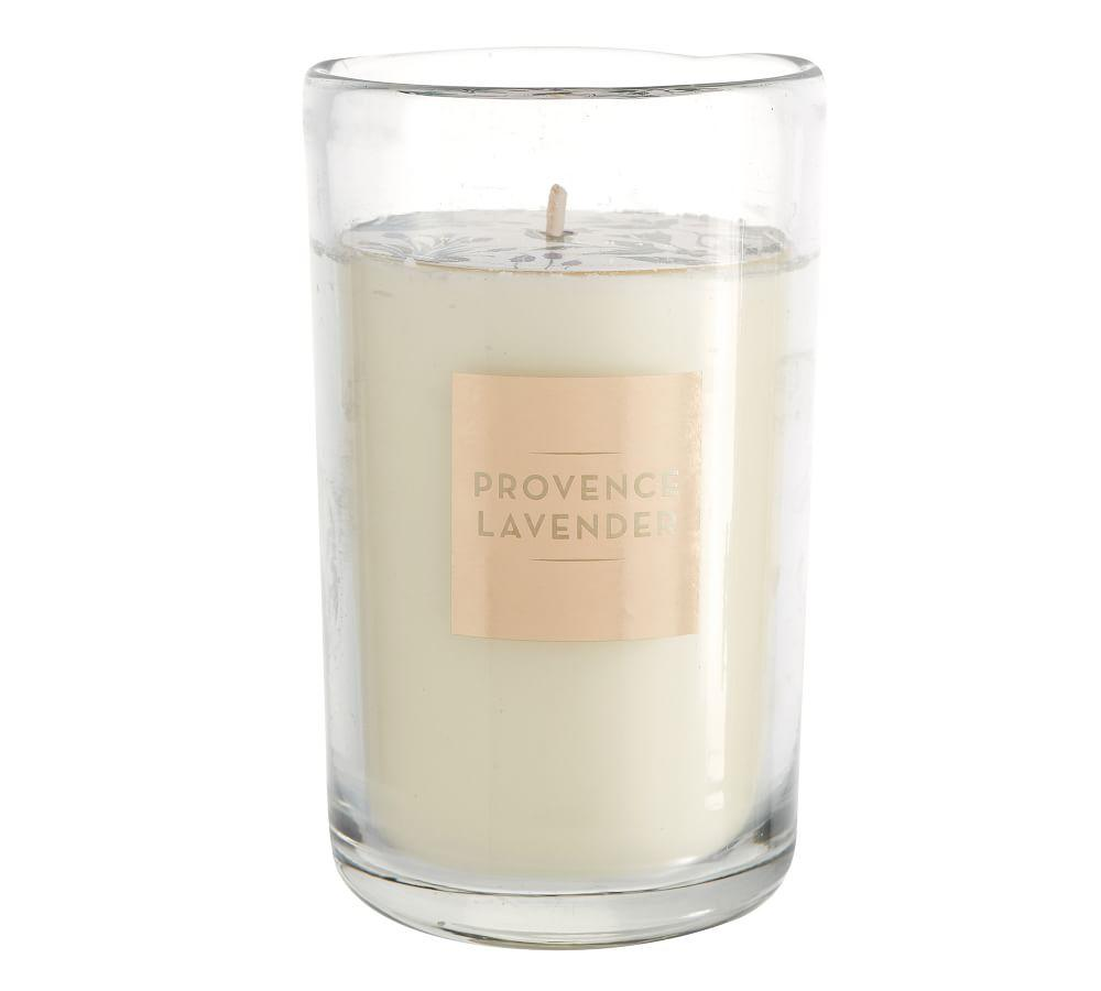 Provence Lavender Scented Candle