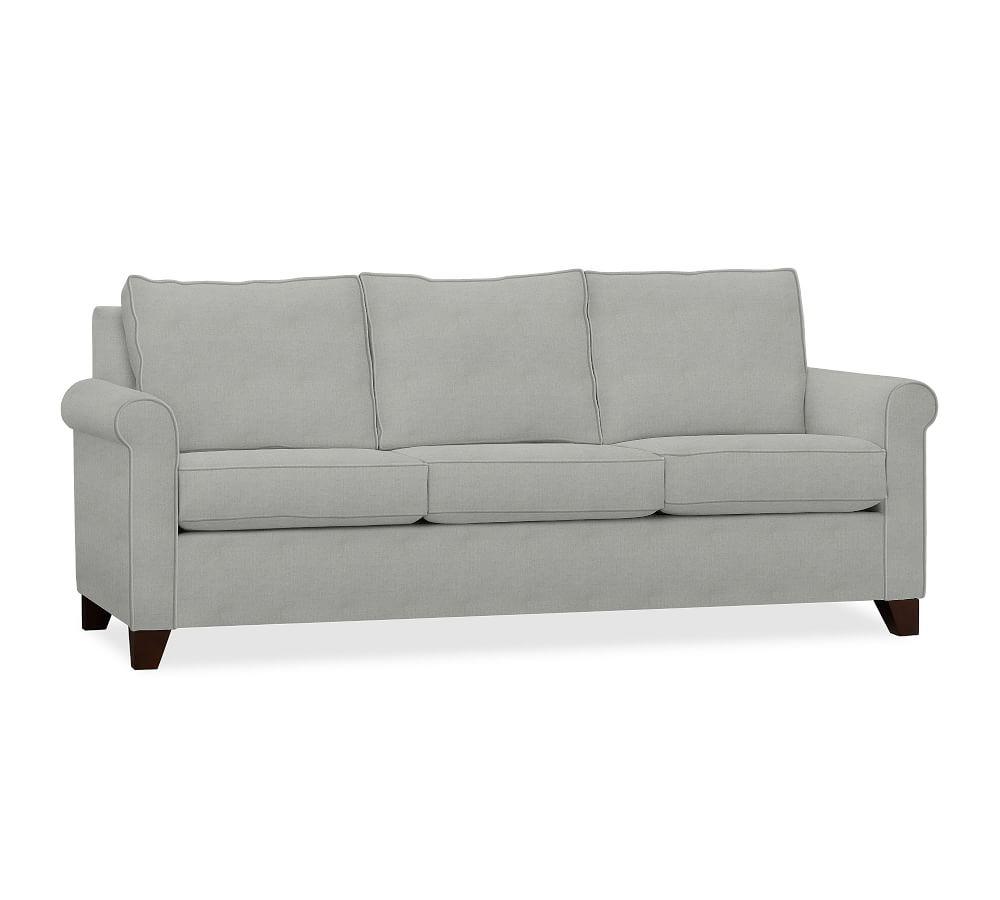 Cameron Upholstered Sofa - Ash (224 cm)