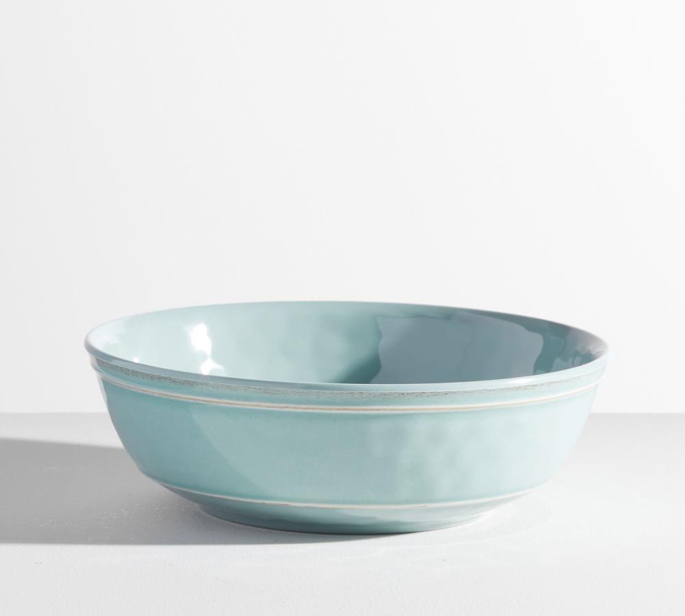 Cabana Melamine Individual Bowl - Turquoise