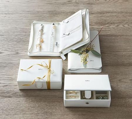 Jewellery Boxes & Storage