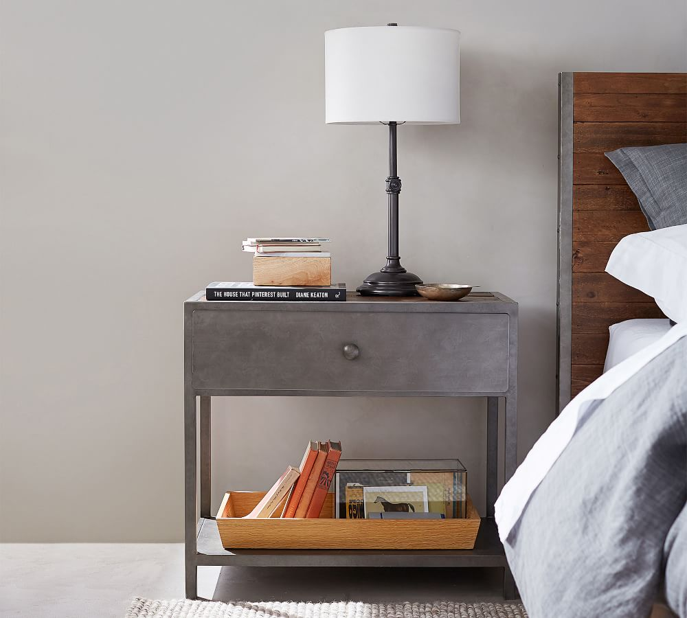 Chelsea Adjustable Table & Bedside Lamp Base