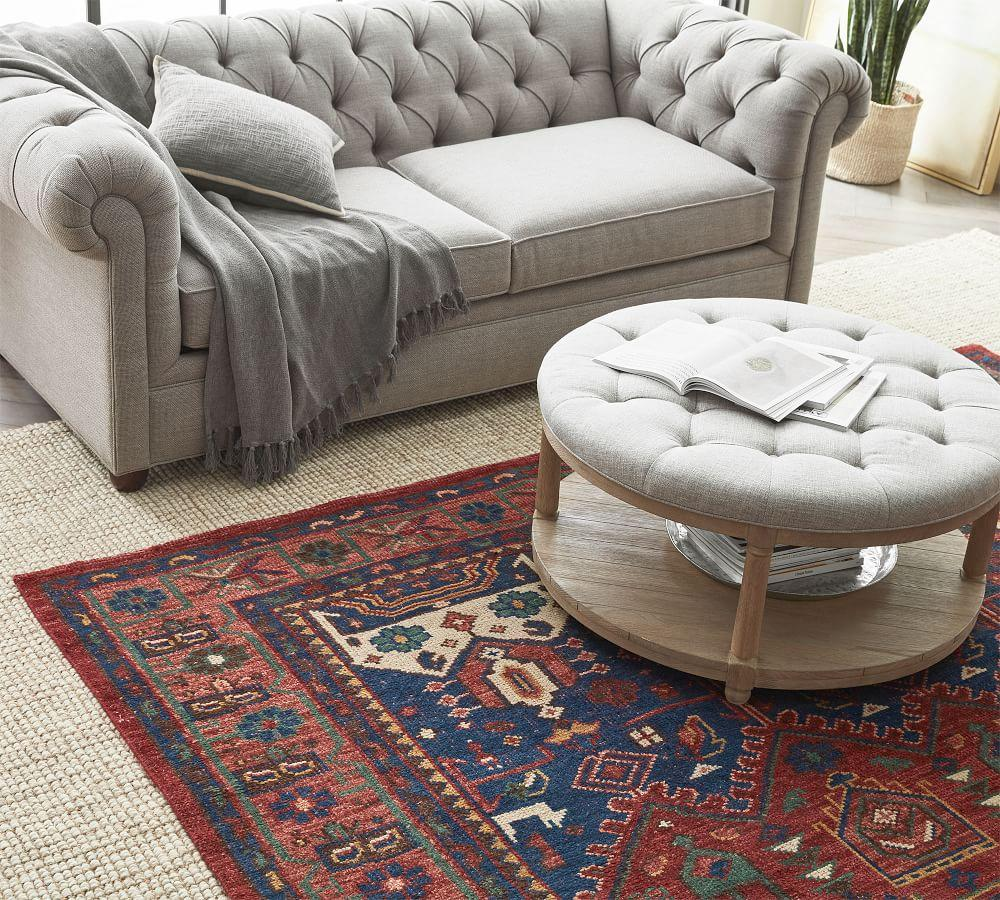Nicolette Hand-Knotted Rug - Warm Multi