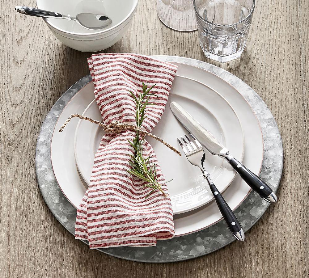 Cambria Dinner Plate - Stone