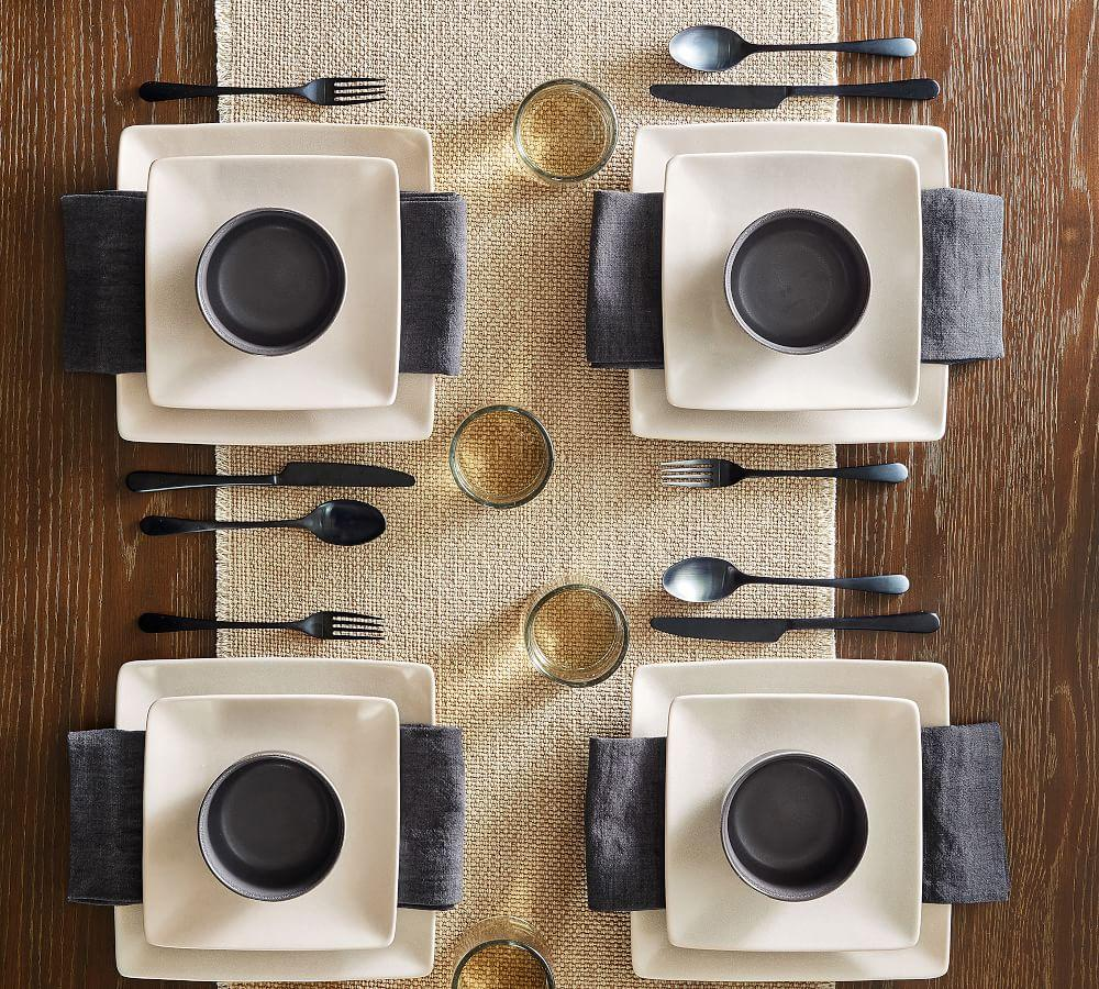 Mason Square Dinner Plate