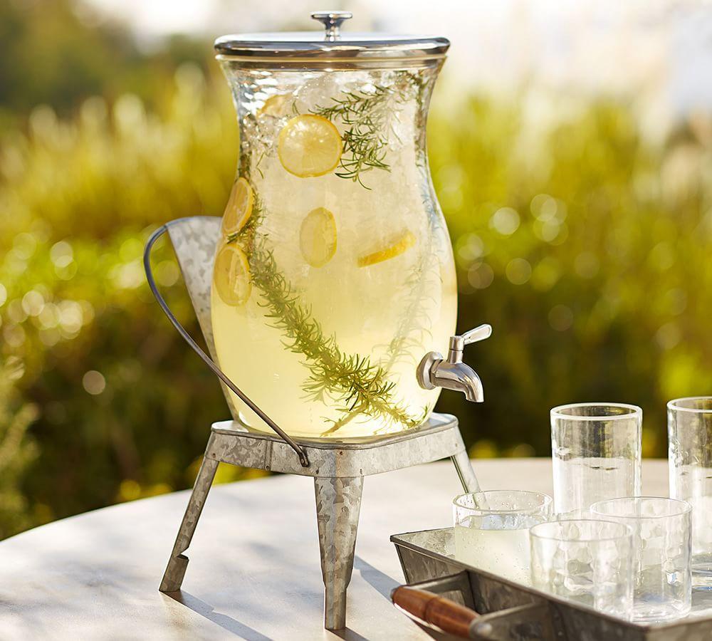PB Classic Outdoor Drink Dispenser