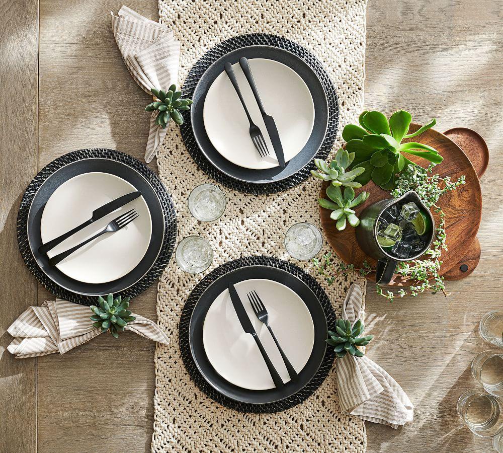 Mason Round Serving Platter