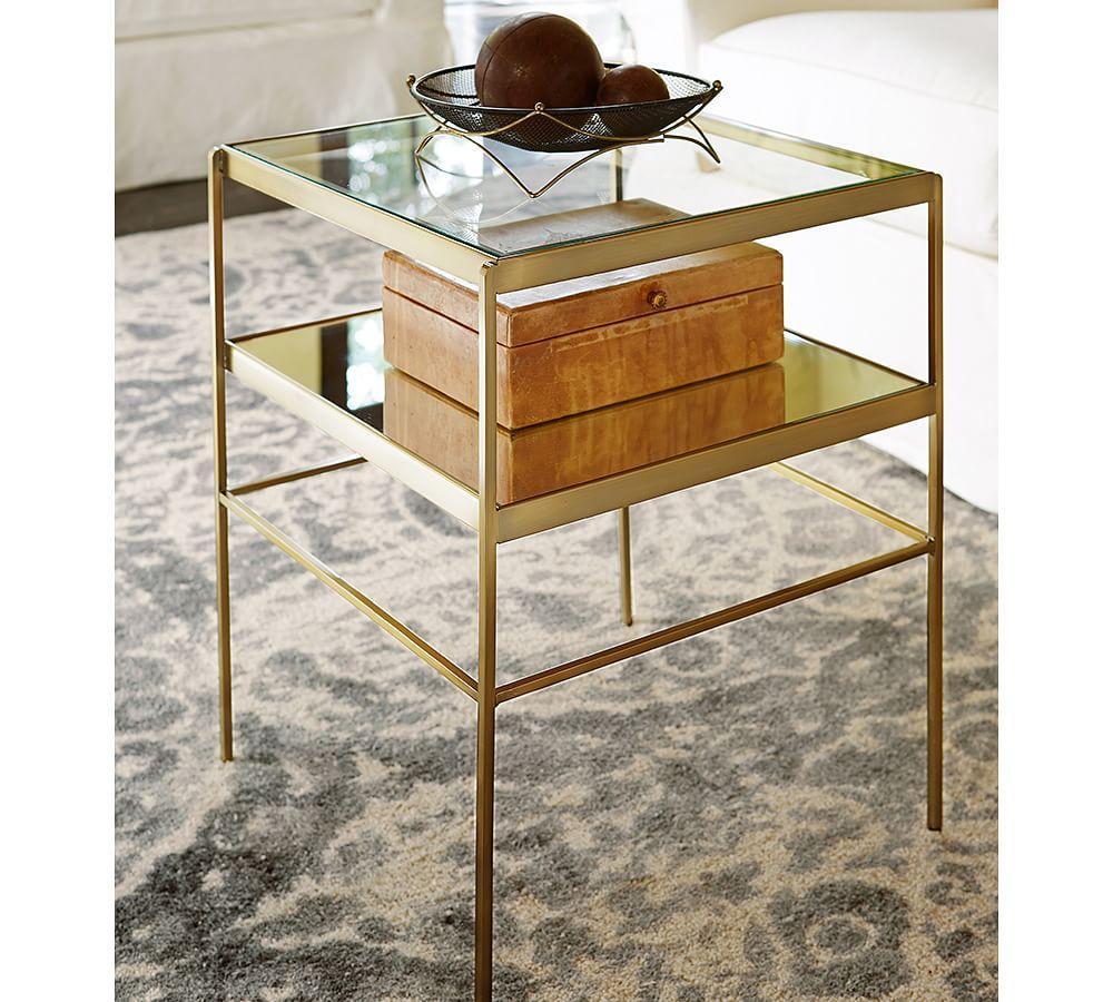 Leona Cube Table
