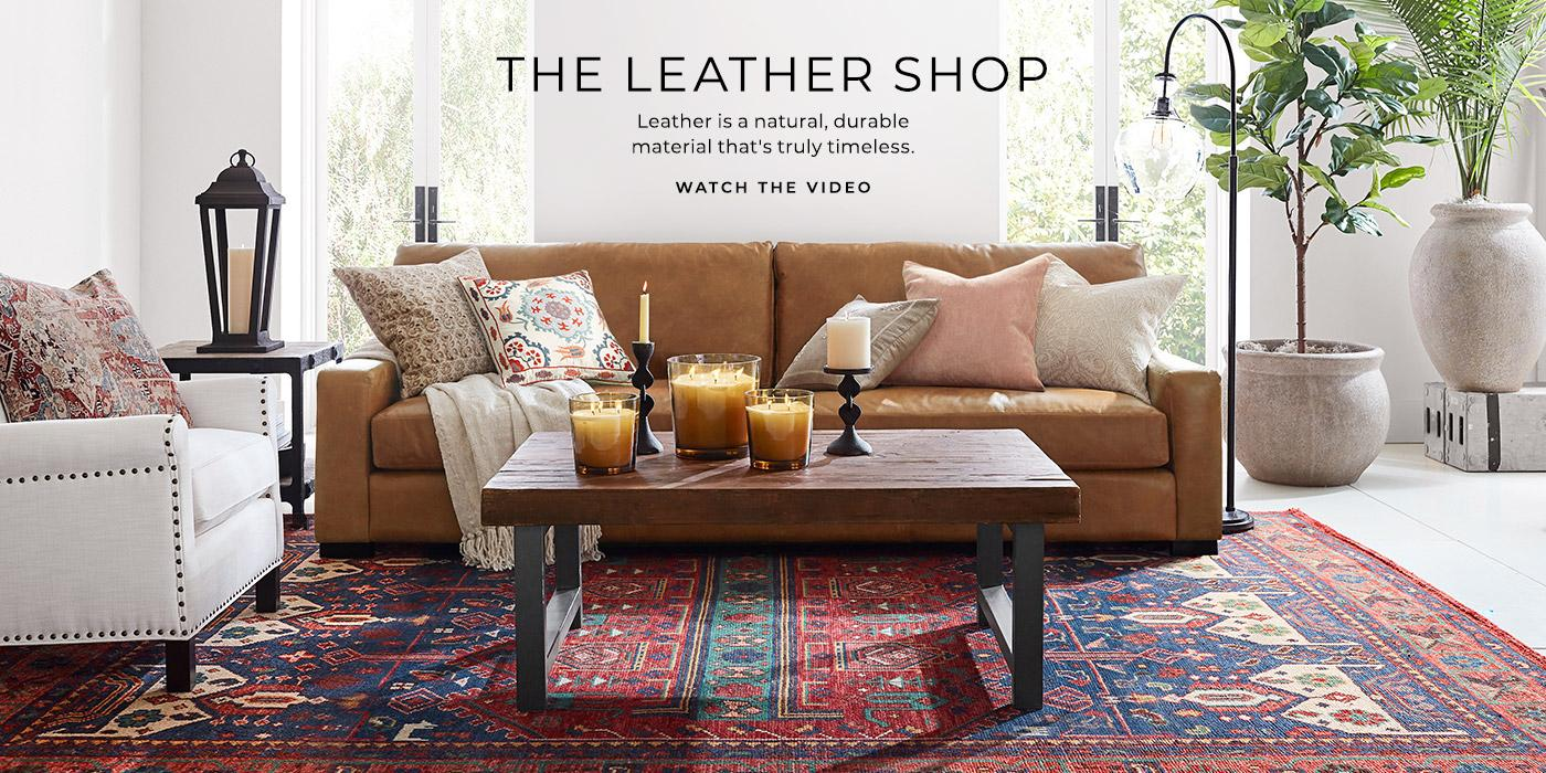 The Leather Shop - Watch the Video