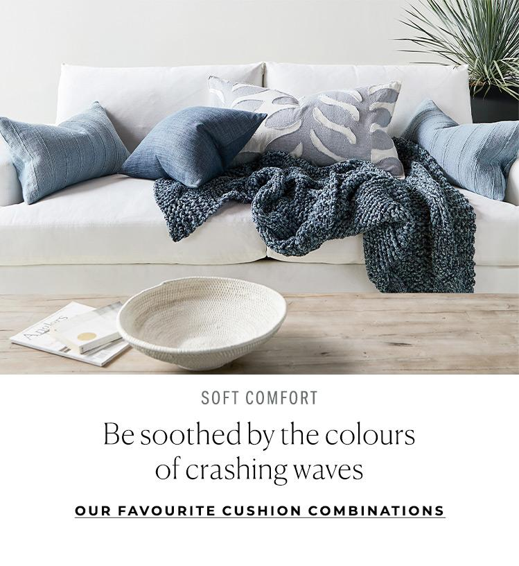 Our Favourite Cushion Combinations