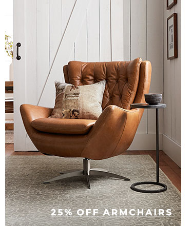 25% Off Armchairs