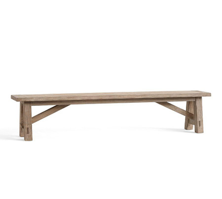 Toscana Dining Bench - Seadrift