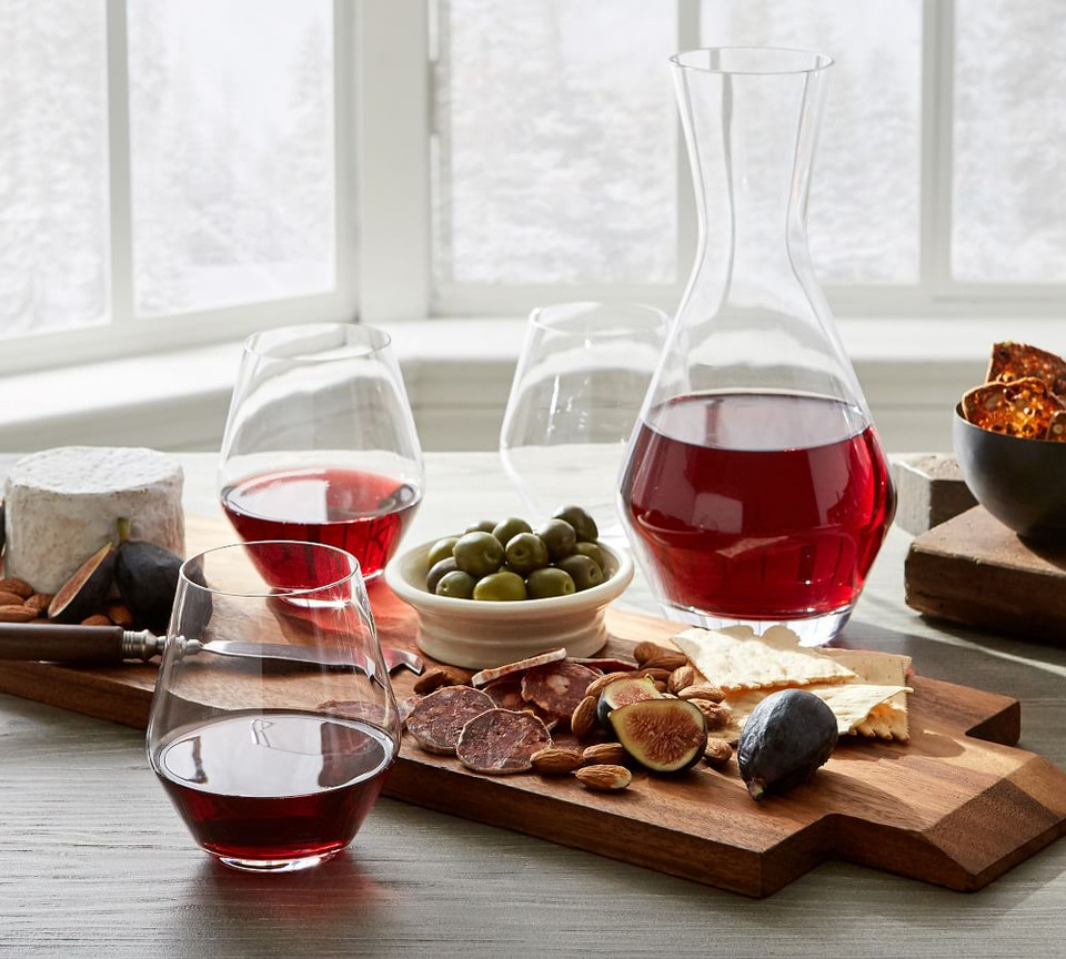 After Hours Stemless Decanter Set