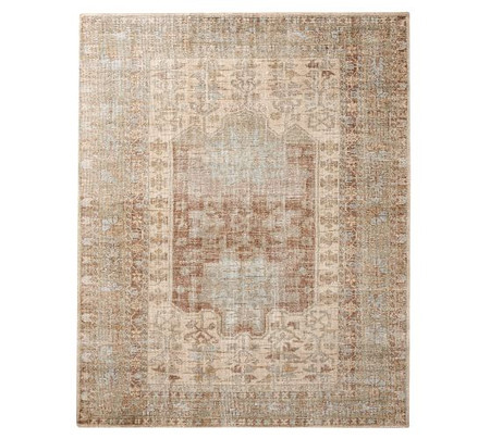 Arlet Hand-Knotted Wool Rug