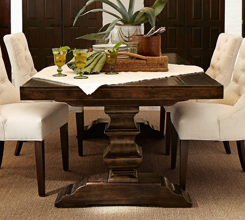 Banks Extending Dining Table - Alfresco Brown (234 - 325 cm)