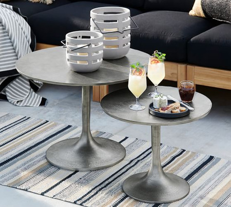 Belize Metal Coffee Table