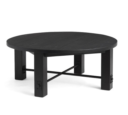 Benchwright Round Coffee Table