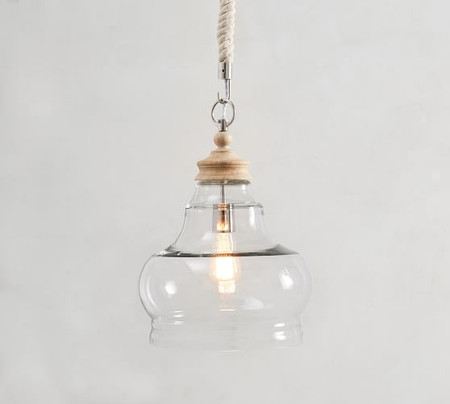 Brielle Glass Pendant