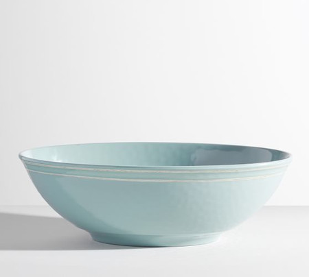 Cabana Melamine Oval Serving Bowl