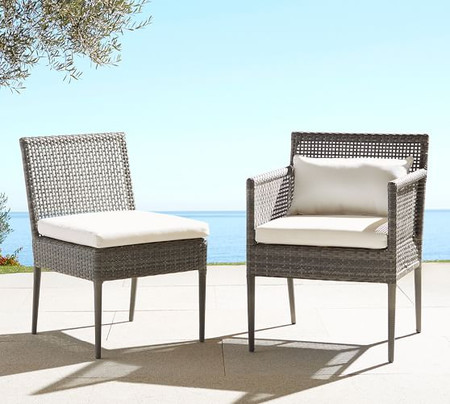 Cammeray All-Weather Wicker Dining Armchair
