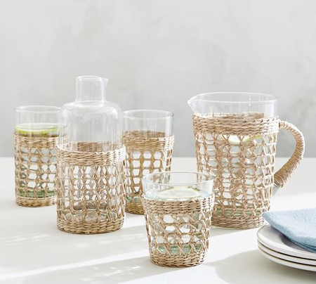 Cane Drinkware Collection