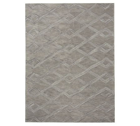 Chase Tufted Rug - Grey