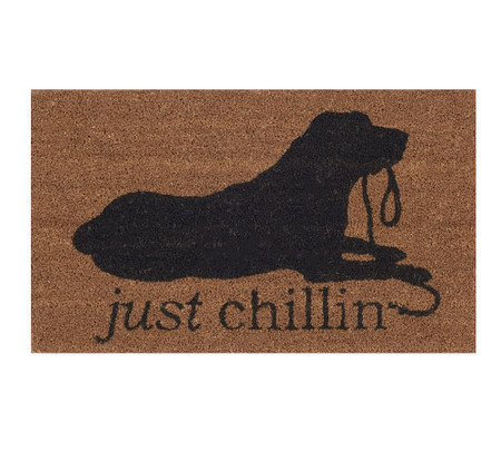 Chill Dog Doormat