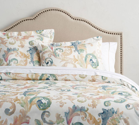 Claudia Print Quilt Cover & Pillowcase
