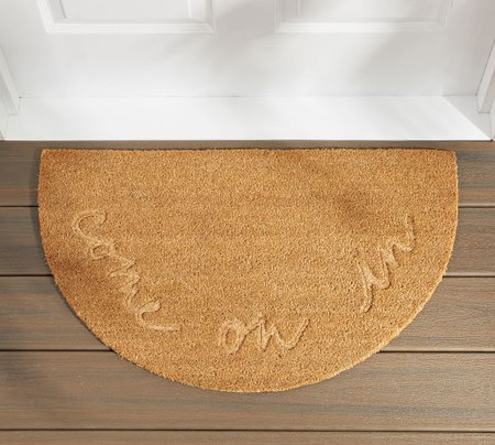 Come On In Doormat