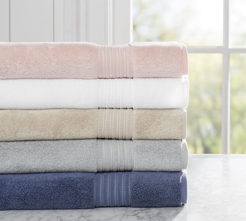 Cotton Tencel Organic Towels
