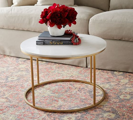 Delaney Round Coffee Table