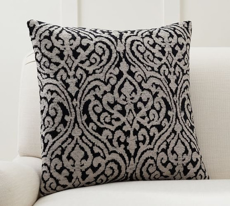 Evan Jacquard Cushion Cover