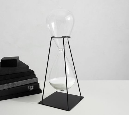 Hourglass Display Object