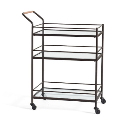 Hugo Bar Cart