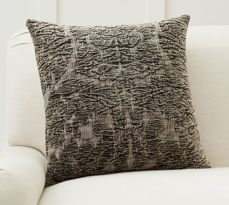 Isabella Chenille Jacquard Cushion Cover