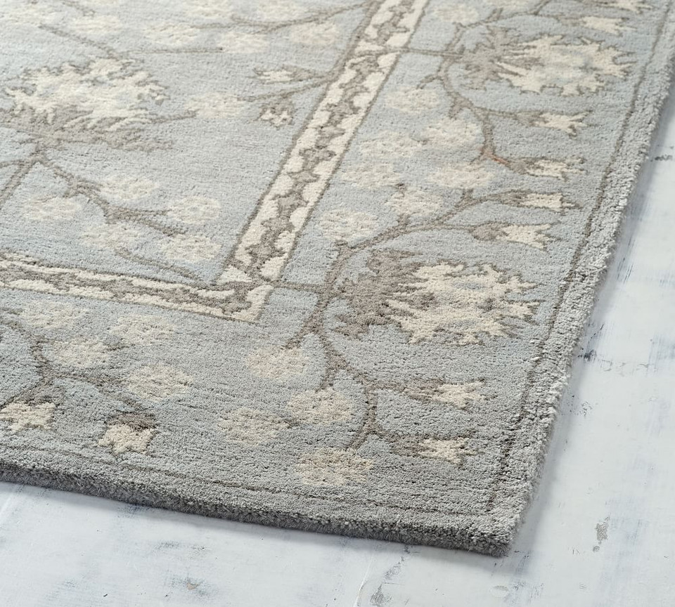 Kennedy Persian Rug - Blue Multi
