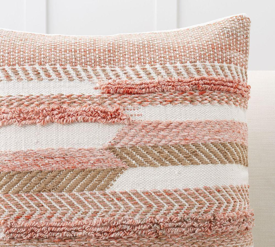 Laurel Textured Cushion Cover