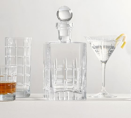 Library Decanter