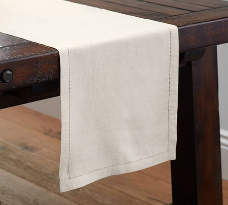 Tablecloths Table Runners Amp Table Covers Pottery Barn