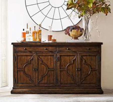 Bar Furniture Bar Carts Buffet Furniture Pottery Barn