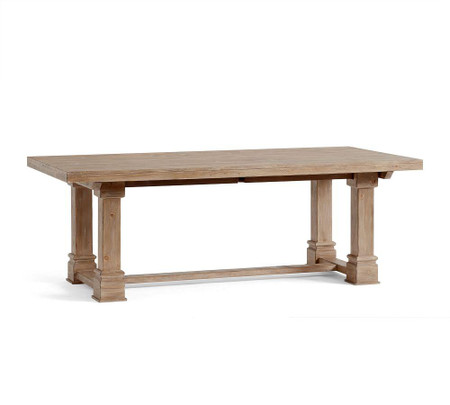 Dining Tables Round Extendable Amp Square Pottery Barn