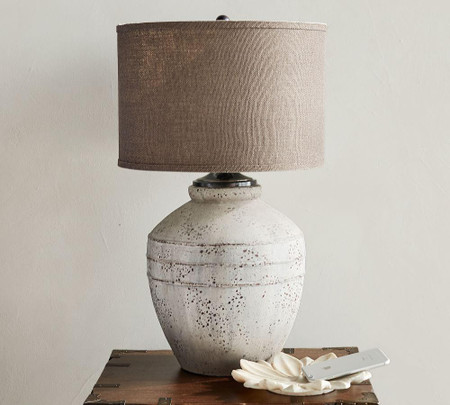 Maddox Ceramic Table Lamp Base