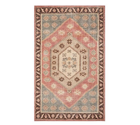 Maia Hand-Knotted Rug - Warm Multi