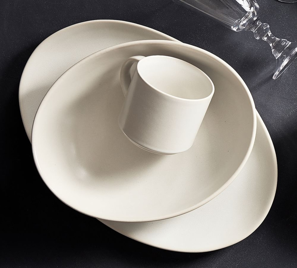 Mason Oval Serving Bowls